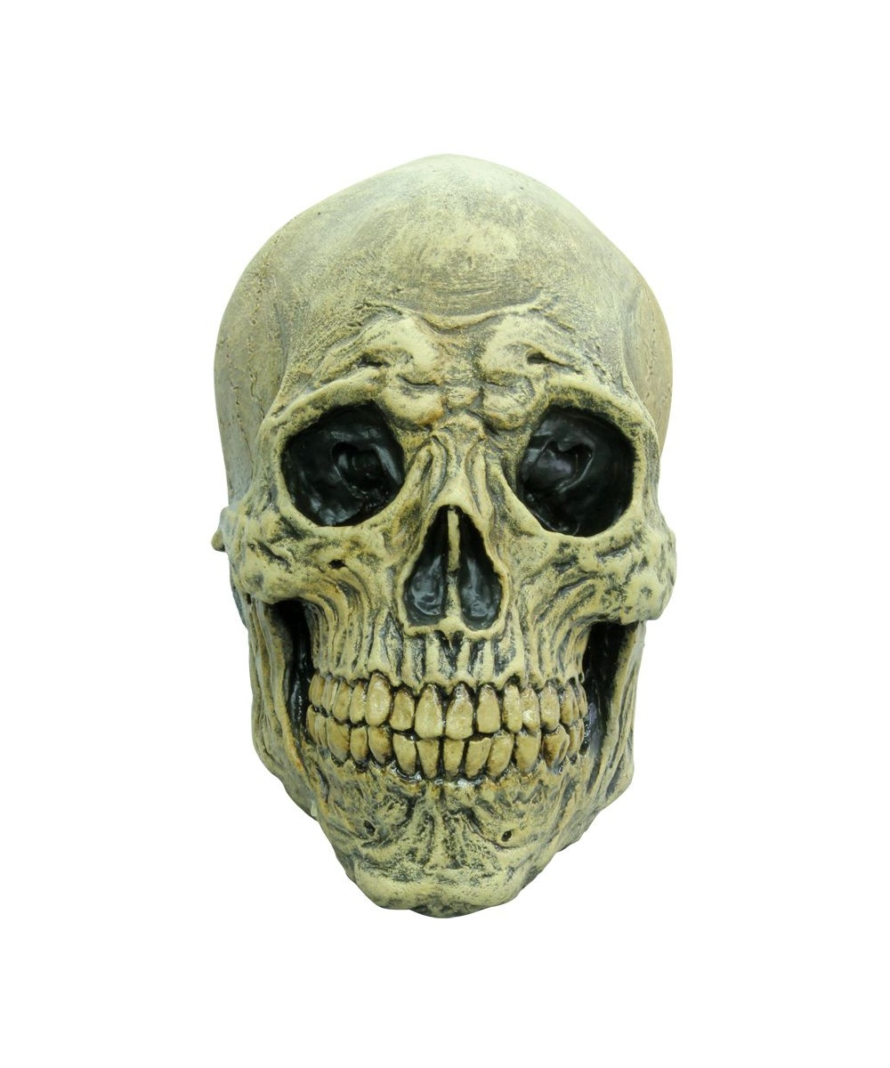 Adult Death Skull Latex Mask Costume Mask