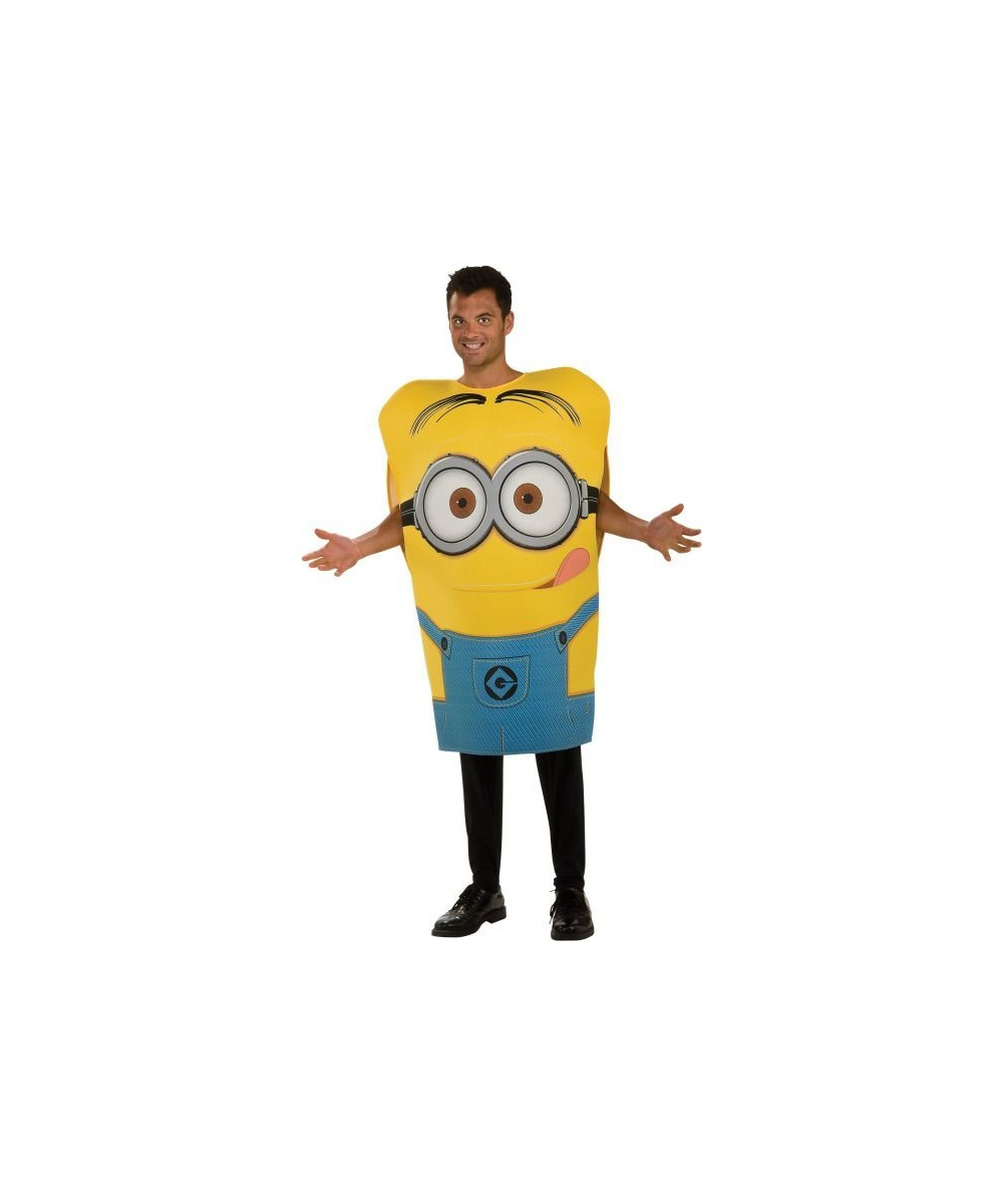 sc 1 st  Wonder Costumes & Adult Despicable Me 2 Dave Minion Costume - Men Costume