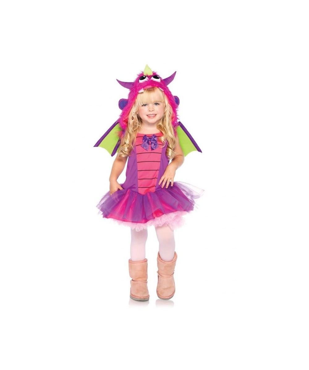 dragon little kids costume - girl halloween costumes