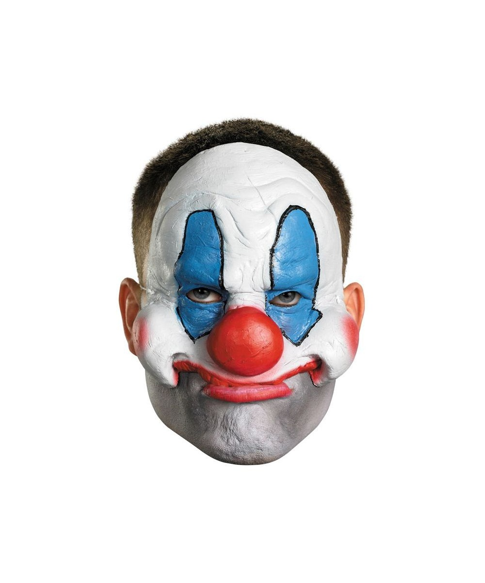 Evil Clown Chinless Mask