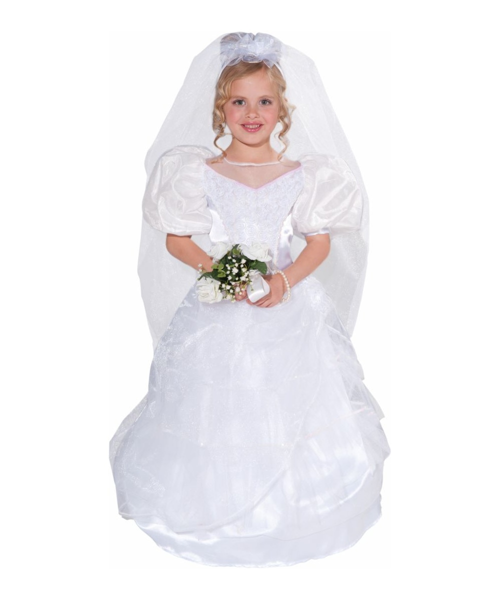 First Dance With Daddy Kids Costume - Girls Costume