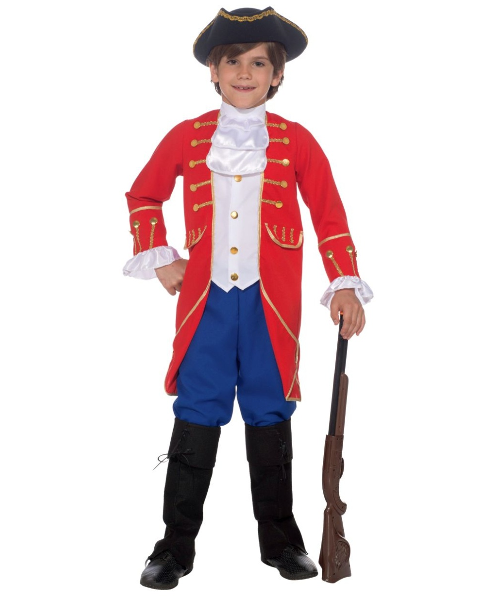 a782bba5 Founding Father Kids Halloween Costume - Colonial Patriotic Costume for Boys