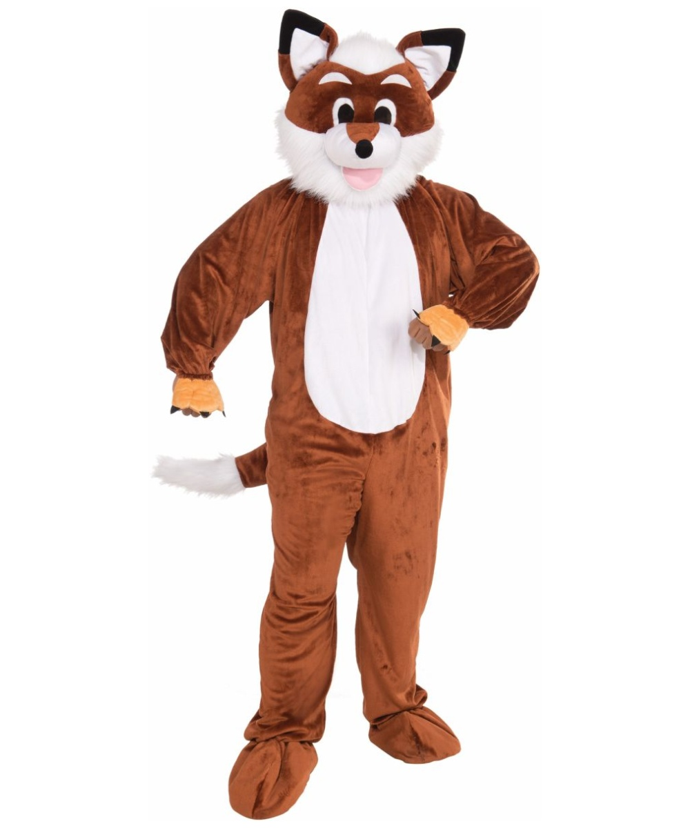 sc 1 st  Wonder Costumes & Adult Promotional Fox Mascot Costume - Men Costume