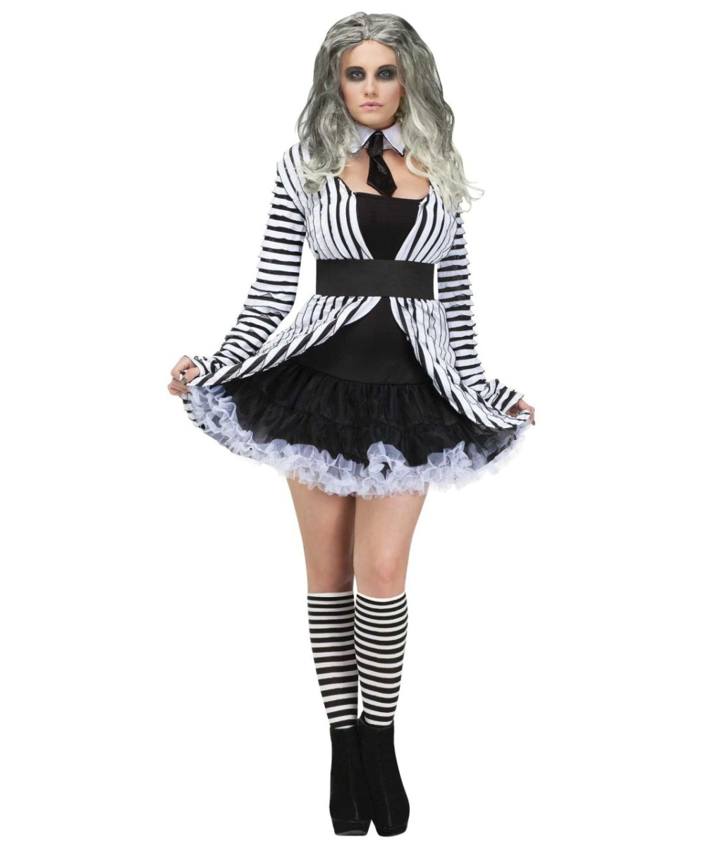 ghostess adult costume women - adult halloween costumes