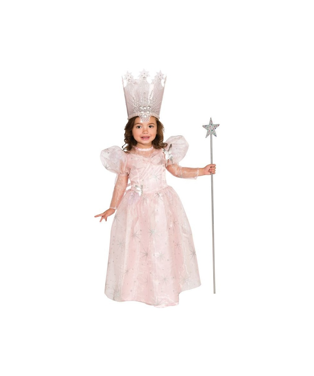 Glinda Witch Kids Costume
