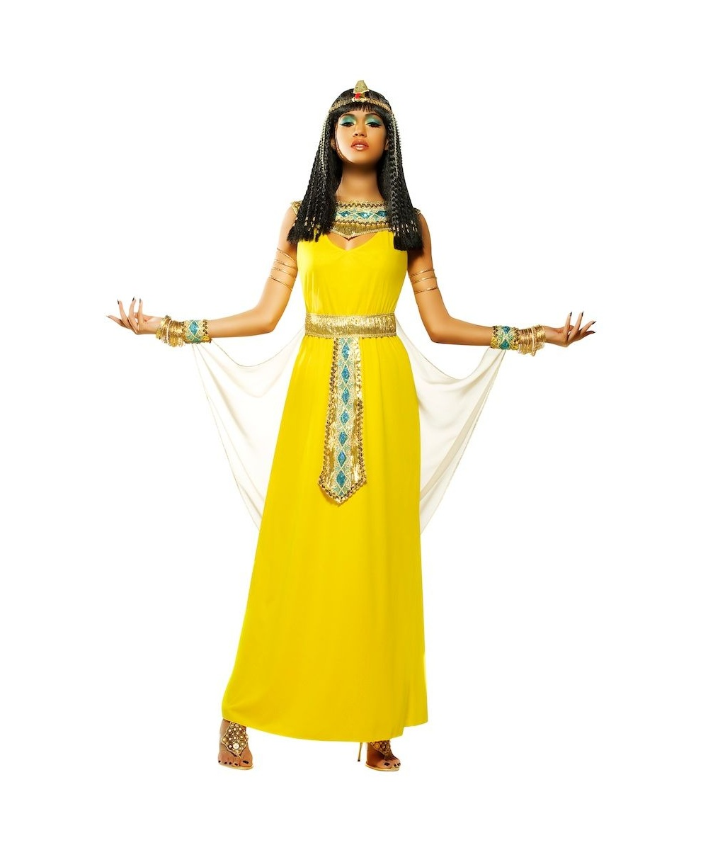 Goddess Cleopatra Womens Costume