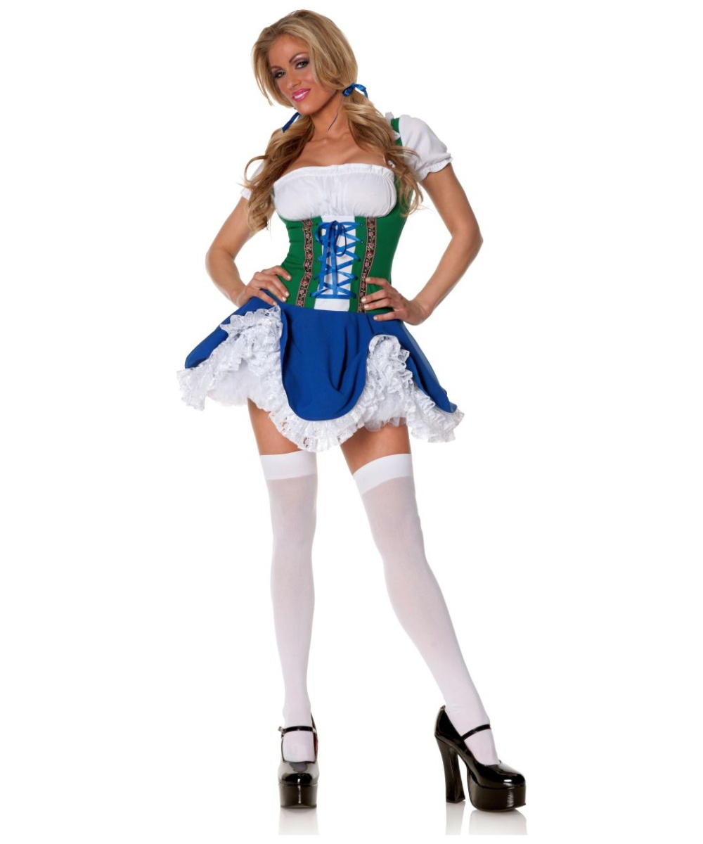 Gretchen Women Costume