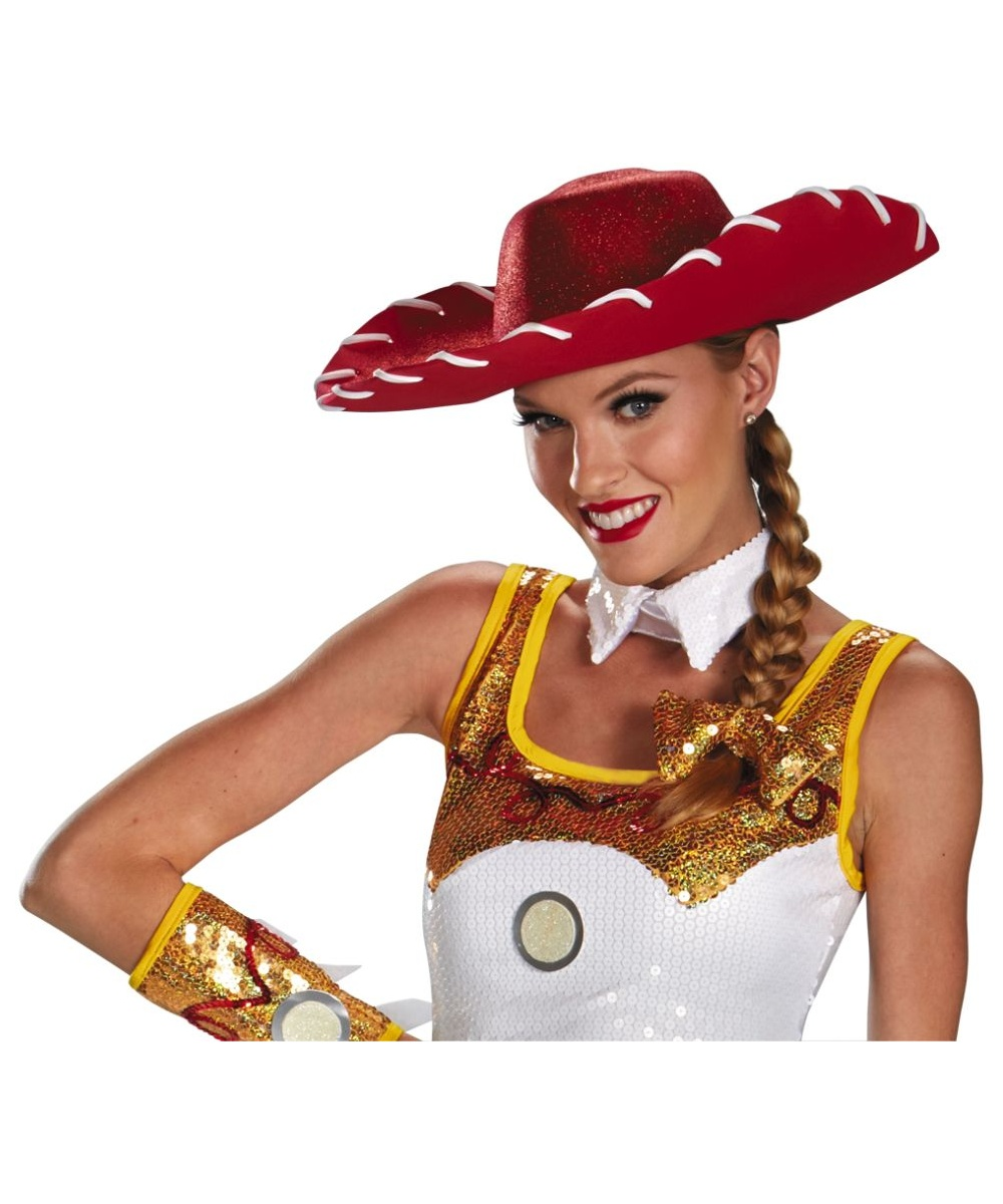 sc 1 st  Halloween Costumes & Adult Jessie Glam Costume - Women Cowgirl Costume