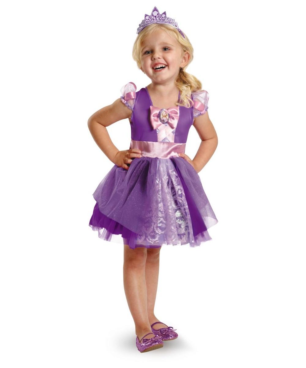 94fe0aa34 Ballerina Rapunzel Baby Disney Costume - Girl Ballerina Costumes