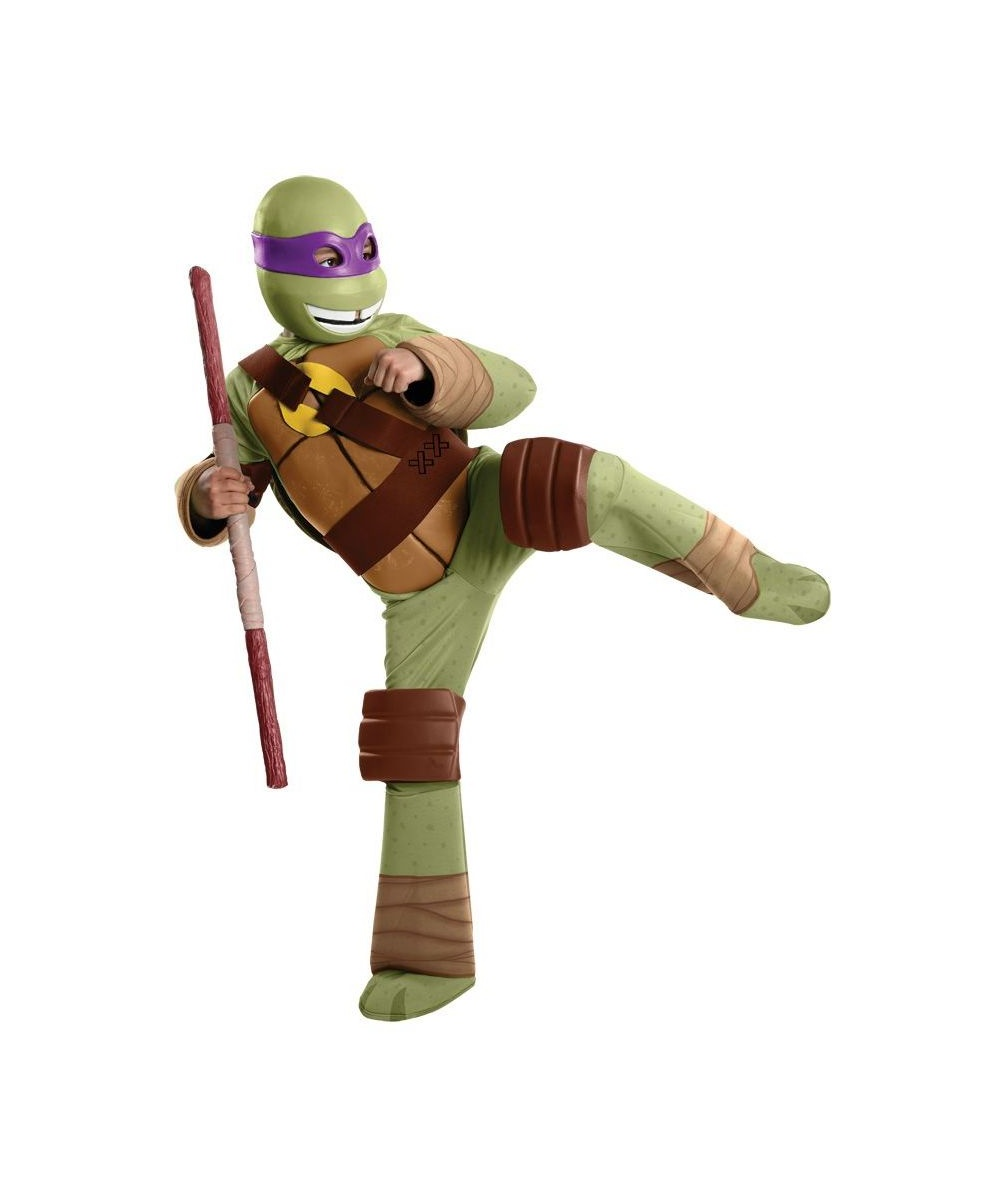 Kids Ninja Turtles Donatello Costume