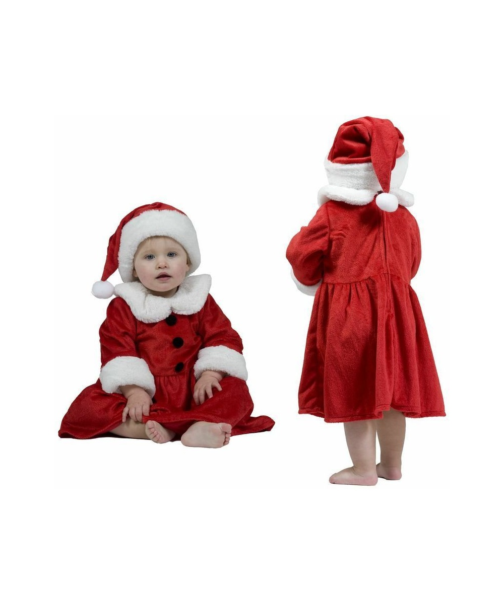 1903eff28e0d Santa Baby Costume - Girls Costumes