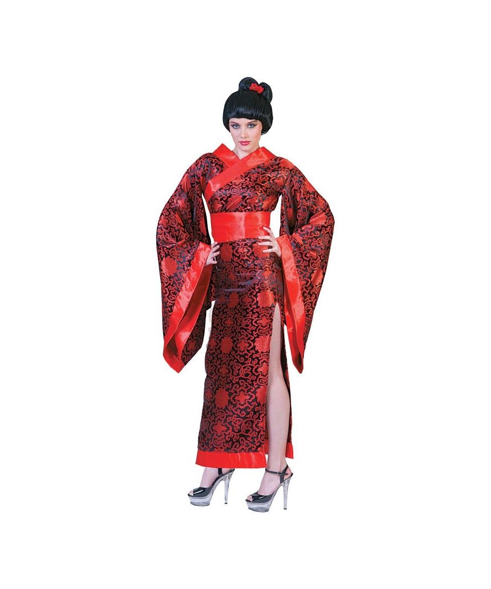 Kimono Kim Adult Costume Women Kimono Costumes