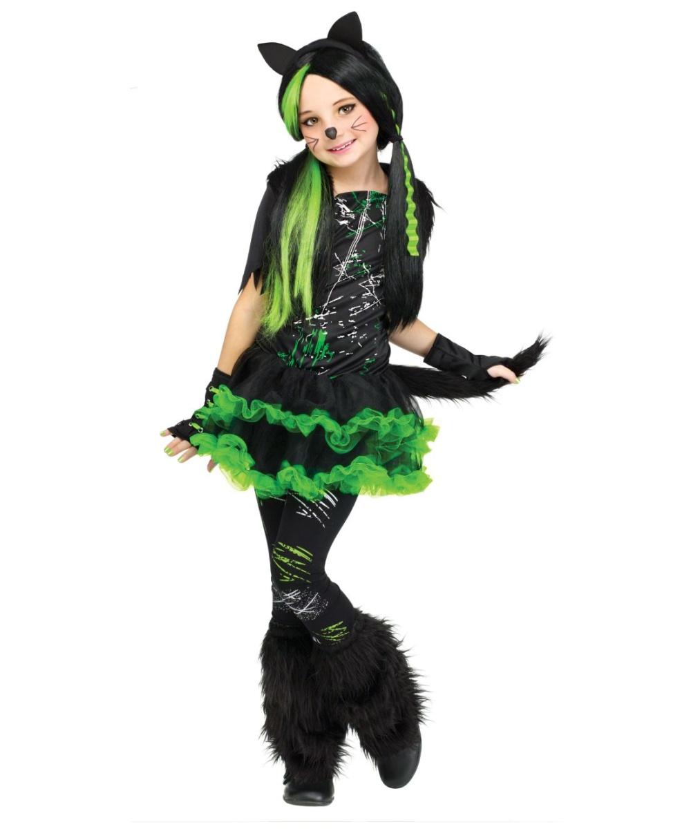 kool kat kids halloween costume girls costumes