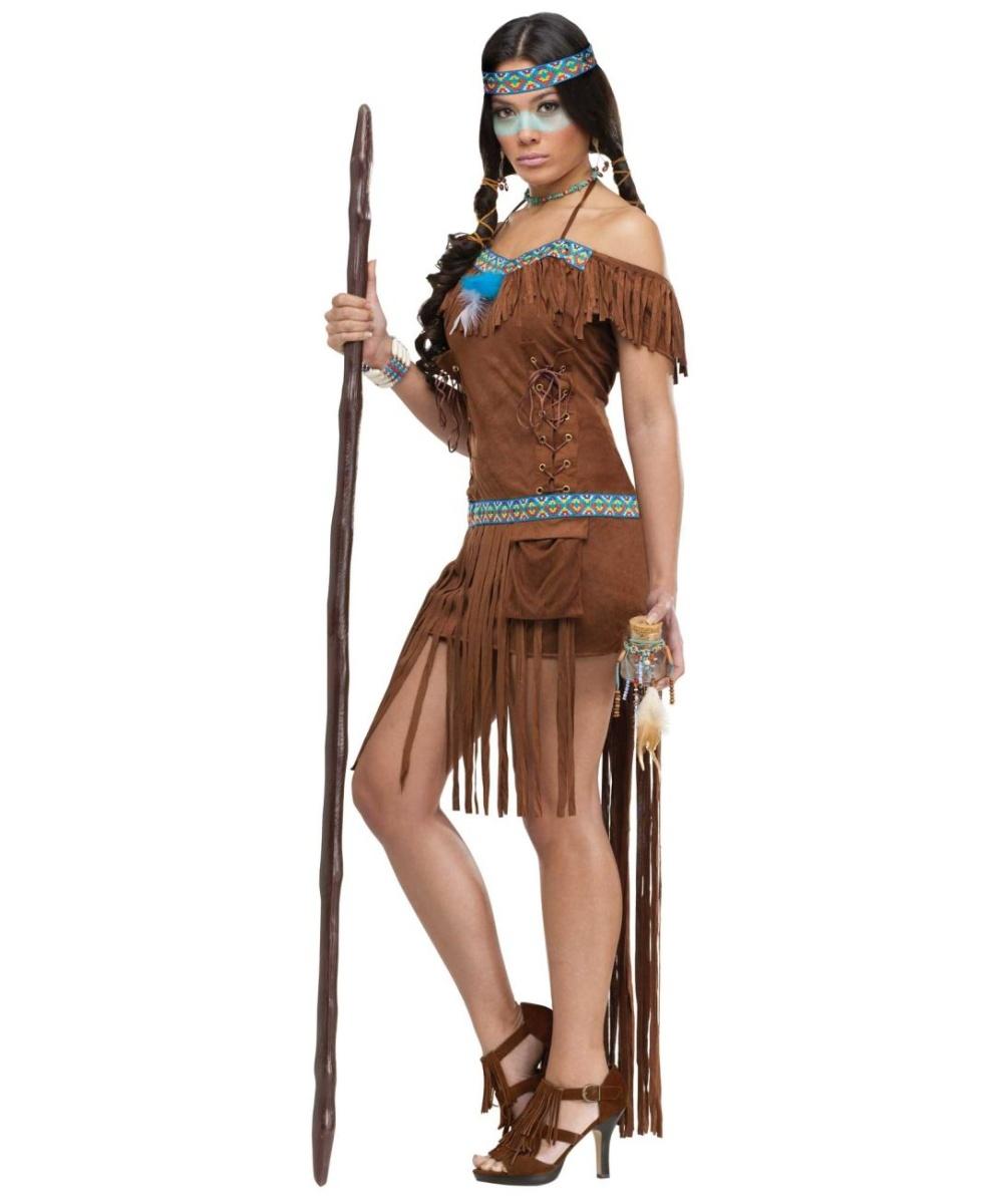 medicine woman indian halloween costume