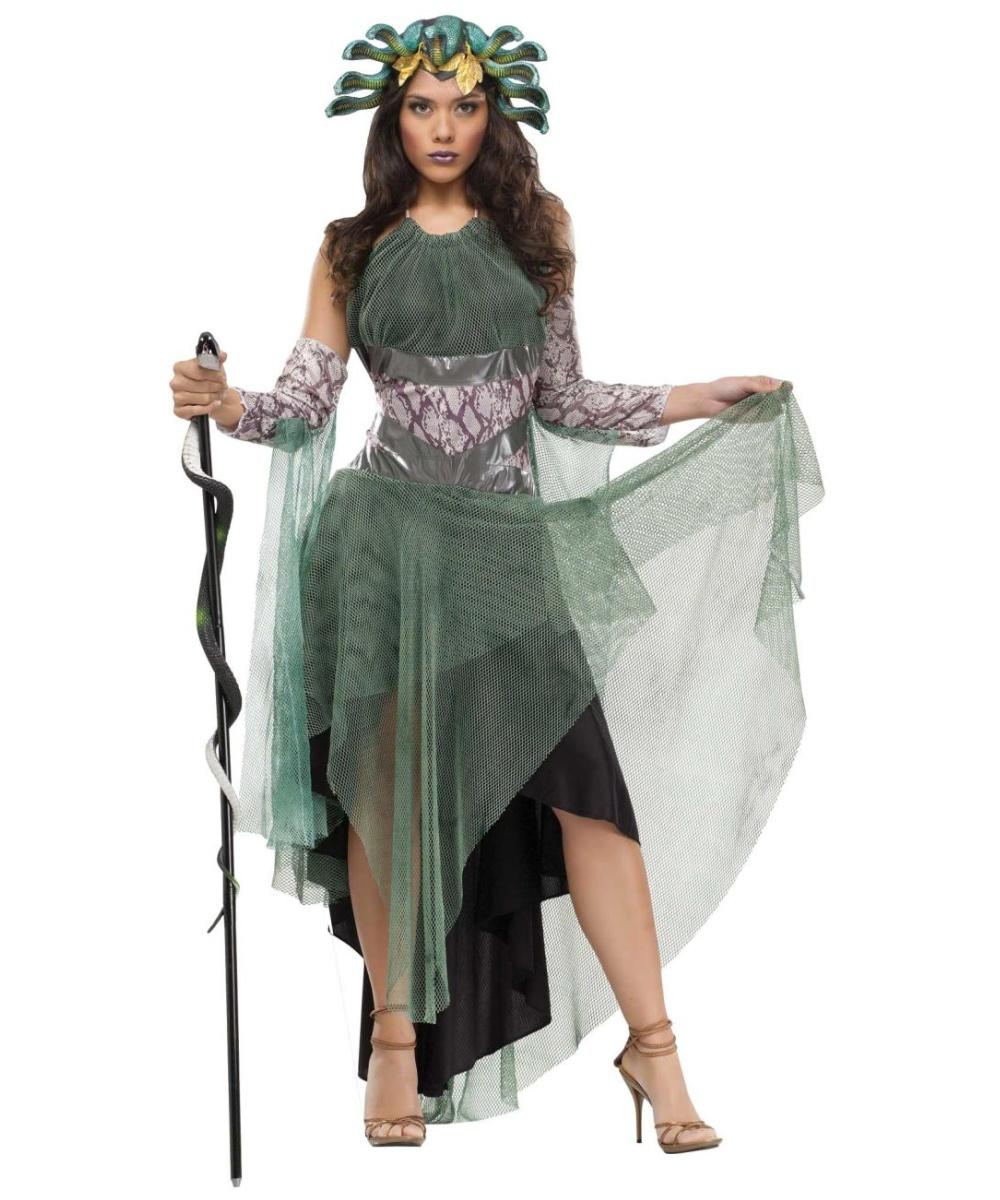 Medusa Costume for Adults - Greek Costumes