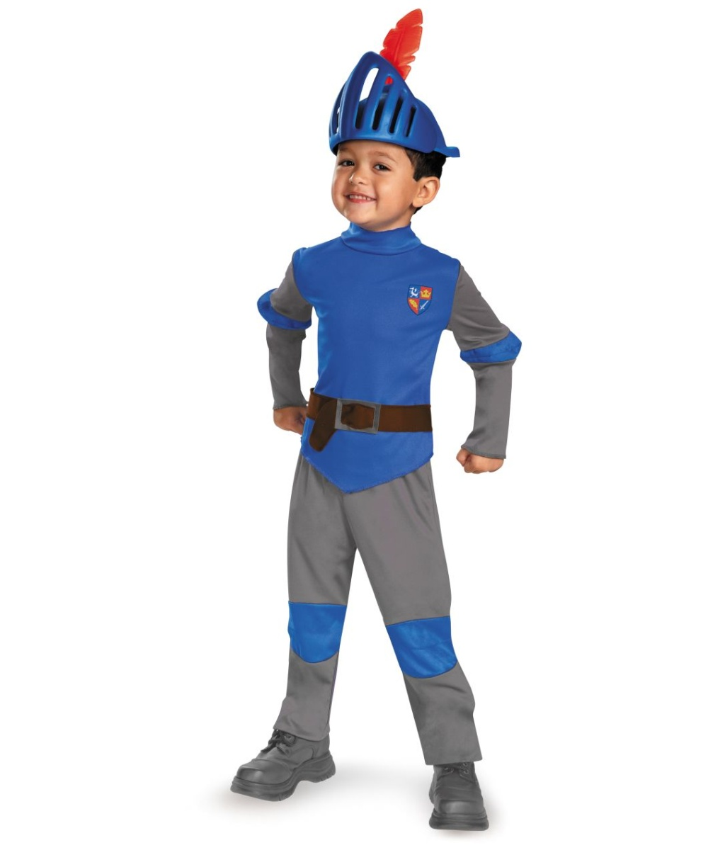Mike The Knight Kids Halloween Costume - Medival Costumes