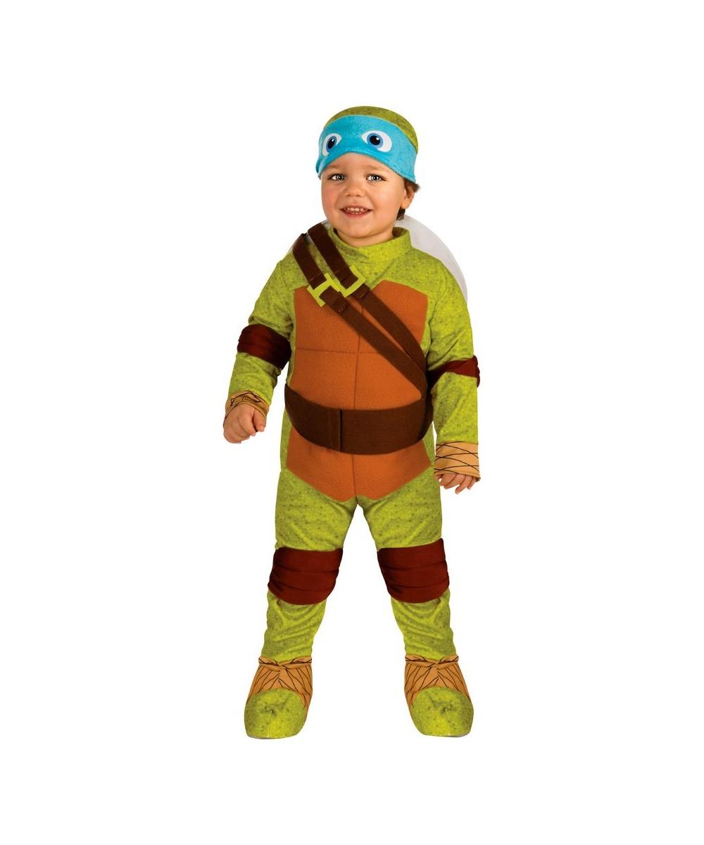 Ninja Turtles Leonardo Baby Costume Leonardo Costumes