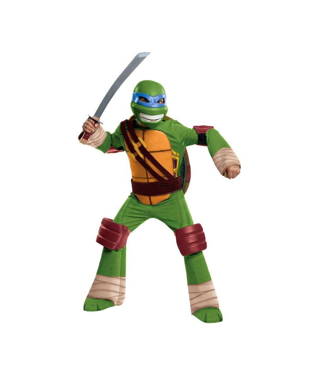 Ninja Turtles Leonardo Kids Costume