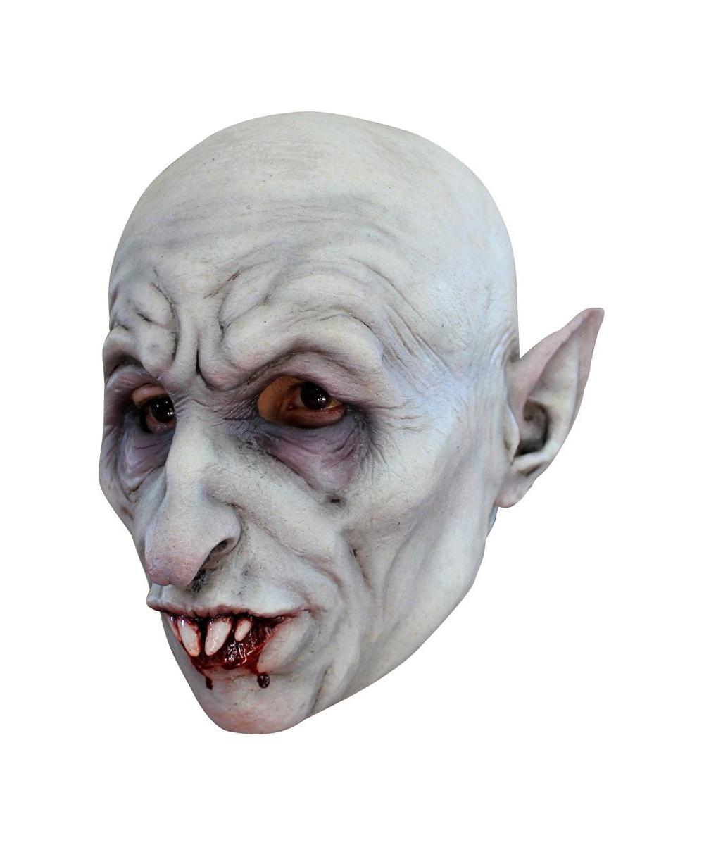 nosferatu latex halloween mask - men's masks
