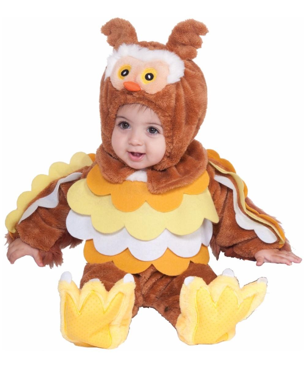 owl baby halloween costume - boys costumes