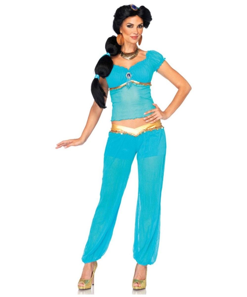 Princess Jasmine Women S Disney Costume Deluxe