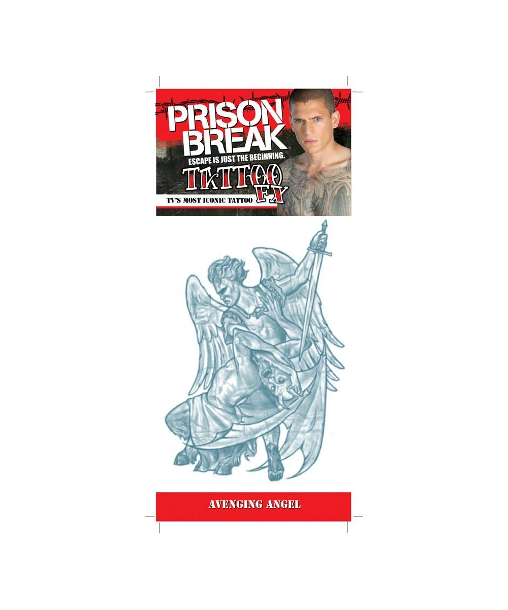 Prison Break Avenging Angel Tattoo