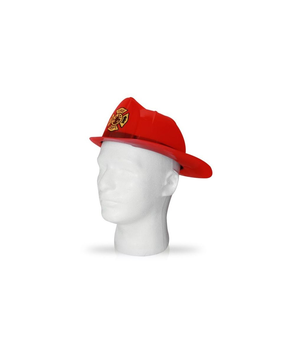 Red Fire Kids Helmet