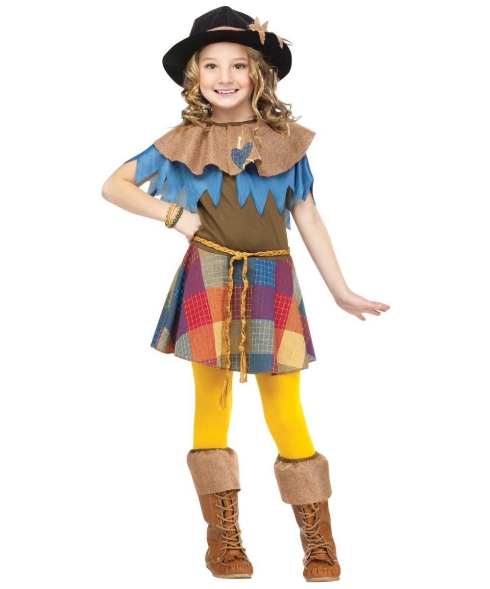 scarecrow kids movie costume - halloween costumes