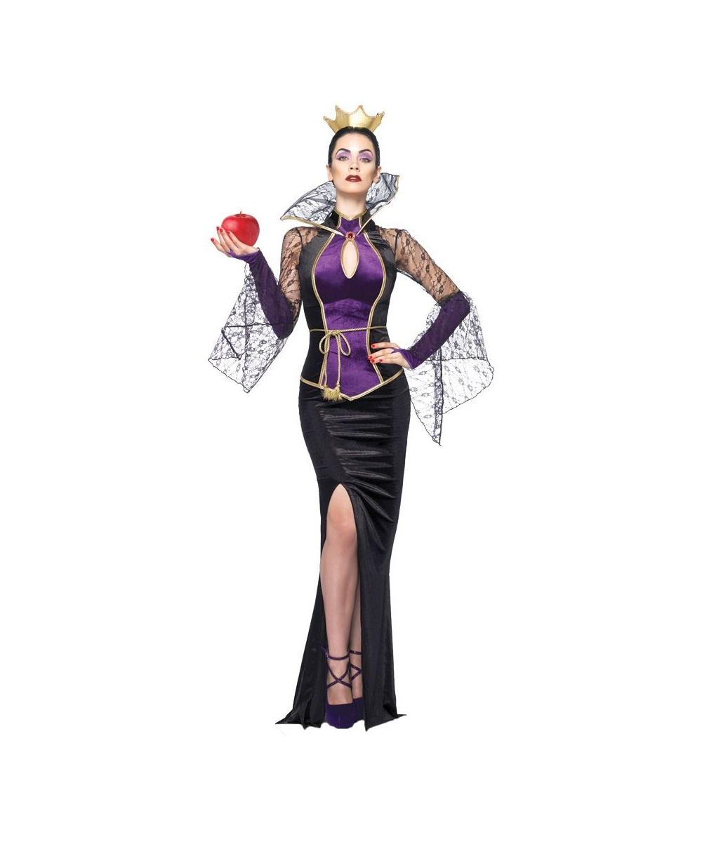 Vampire Queen Halloween Costume