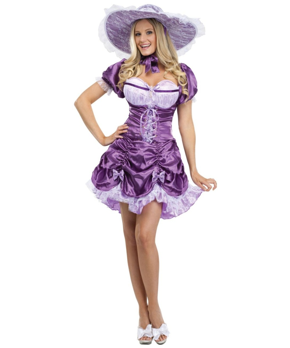 Southern Belle Halloween Costumes For Kids