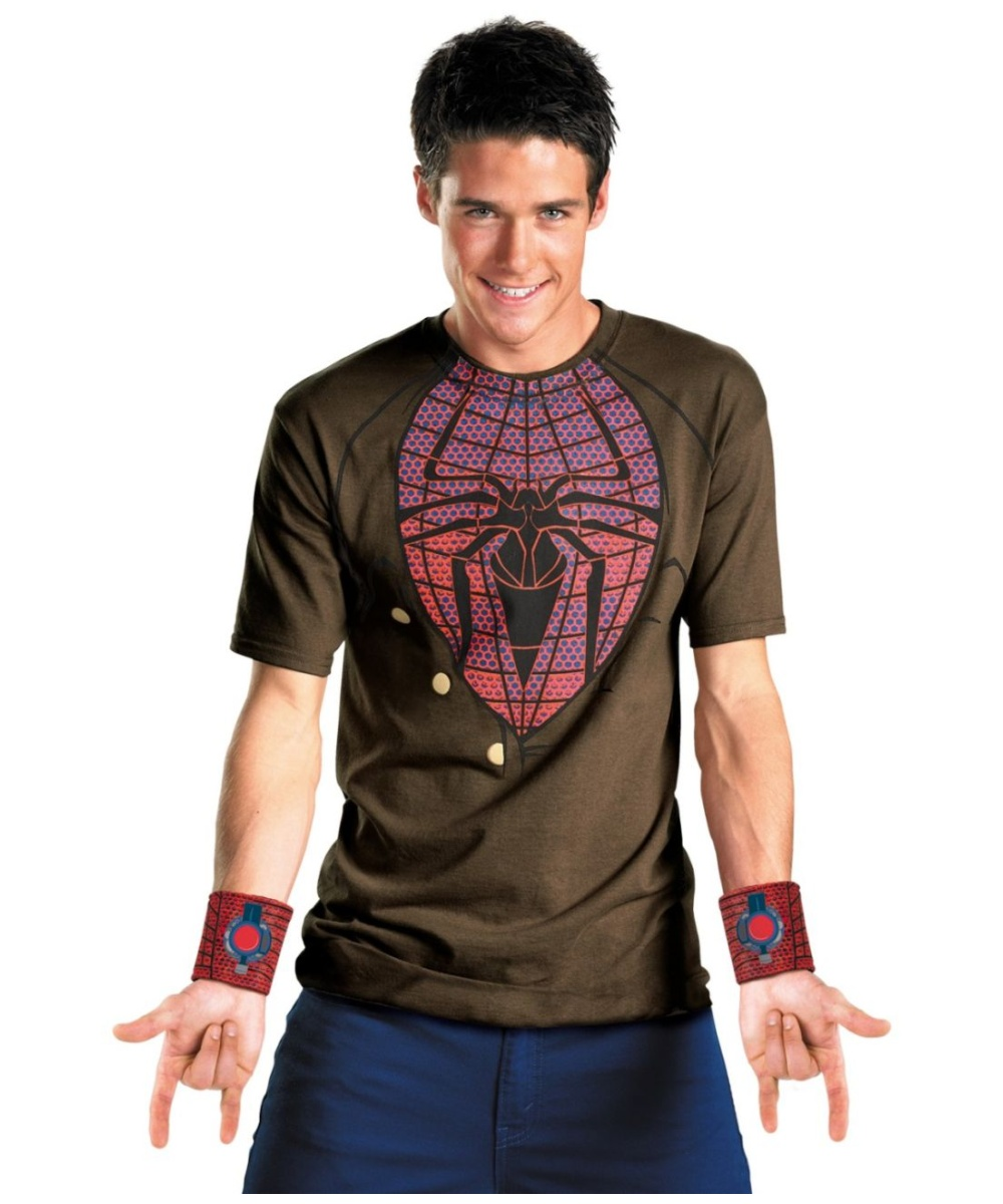 Spider Man Costume Kit