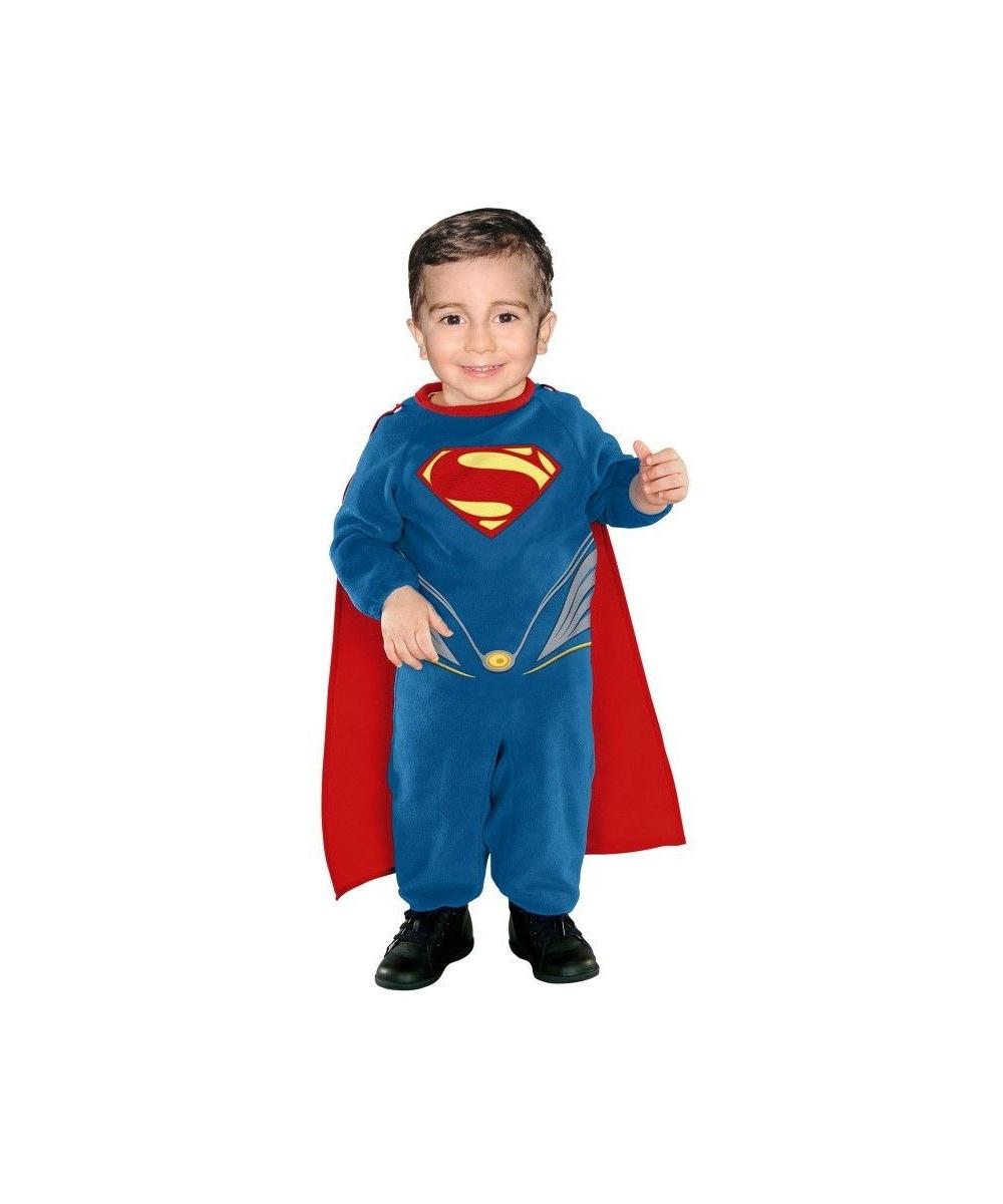 sc 1 st  Wonder Costumes & Superman Baby Halloween Costume - Boys Costumes