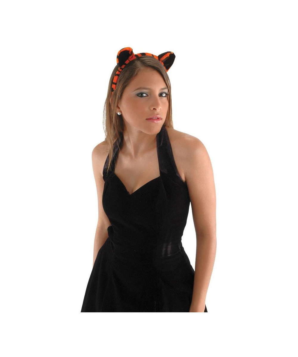sc 1 st  Wonder Costumes & Tiger Kit Adult Costume - Women Tiger Costumes