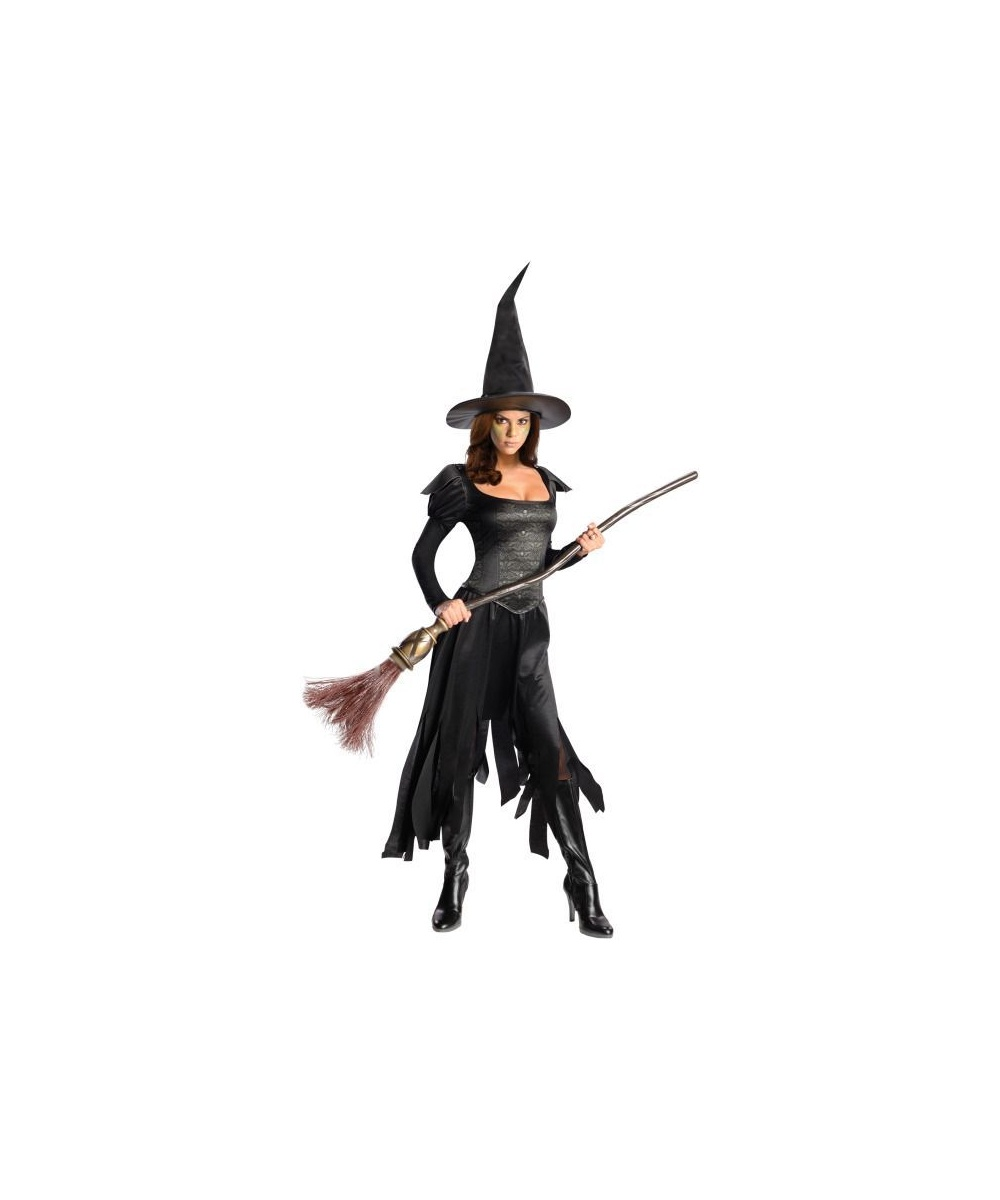 Wicked Witch Teen Halloween Costume - Girls Costumes