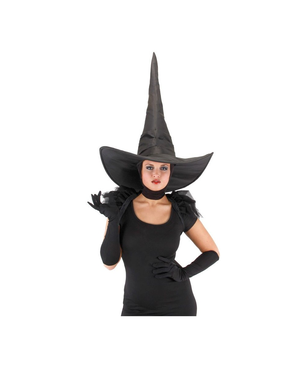 Witch hat and purn