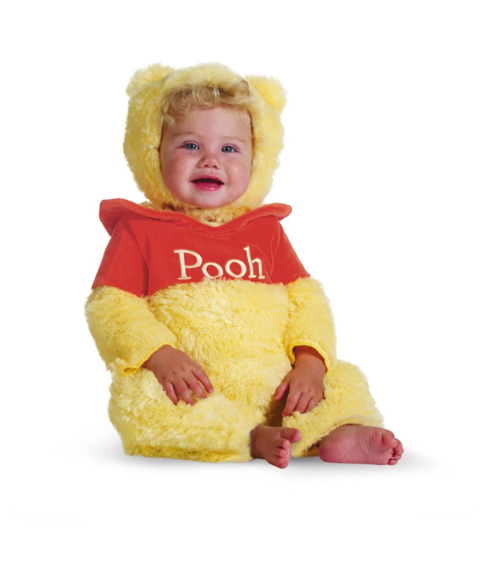 cacc4e9d5a2f Winnie the Pooh Baby Disney Girl Halloween Costume - Disney ...