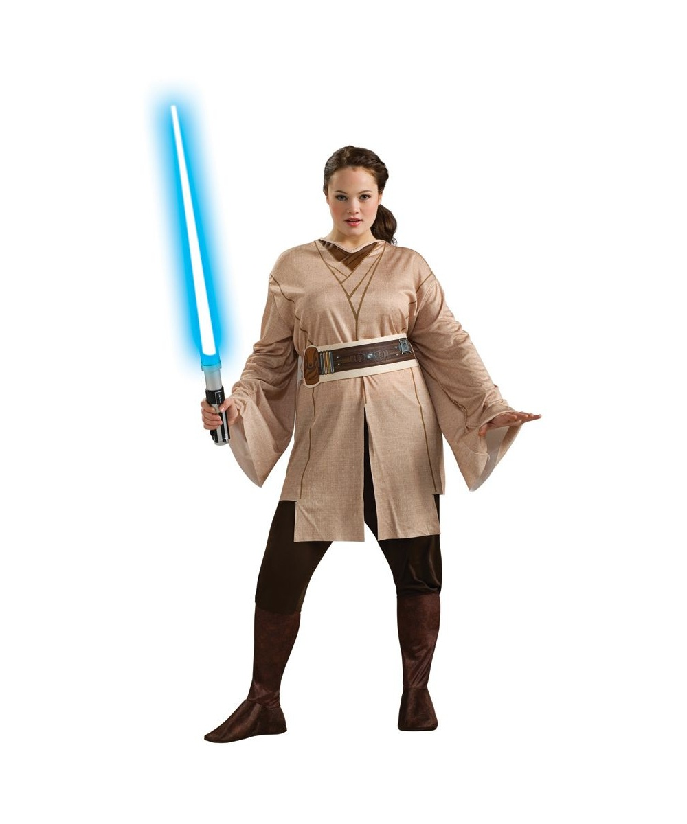 Womens Jedi Knight plus size Costume