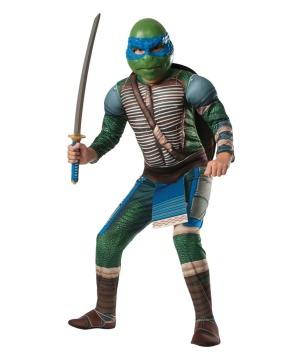 Kids Ninja Turtles Leonardo Costume
