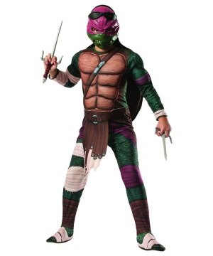 Kids Ninja Turtles Raphael Costume