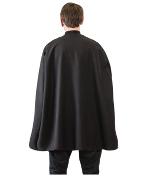 Black Superhero Cape