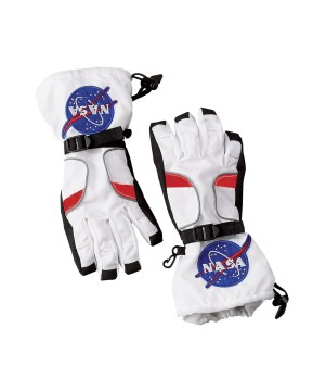 Boys Astronaut Space Gloves