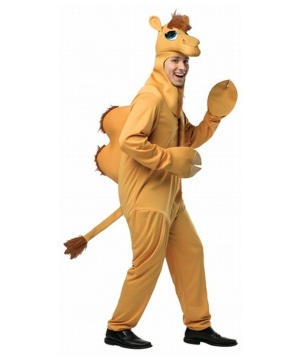 Camel Unisex Jumpsuit Adult Costume
