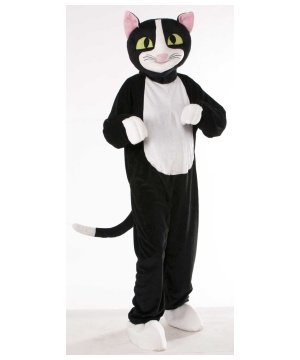 Catnip Cat Mascot Costume