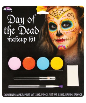 Day Dead Bright Makeup Kit