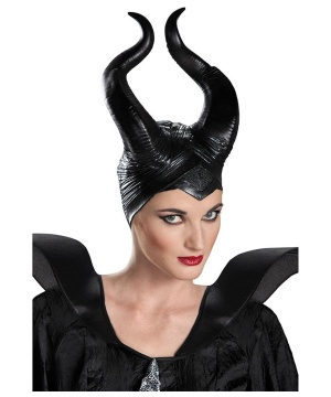 Disney Maleficent Horns Headpiece