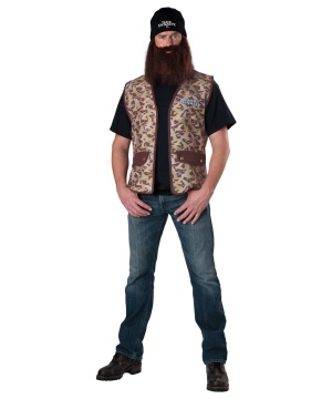 Duck Dynasty Jase Mens Costume