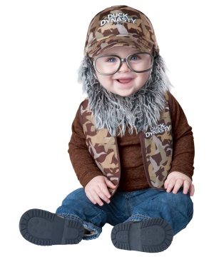 Duck Dynasty Uncle Si Robertson Costume