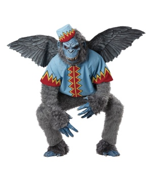 Evil Winged Monkey Costume Theatrical