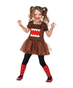 Domo Tutu Dress Girls Costume