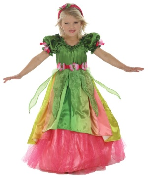 Girls Eden Garden Princess Costume